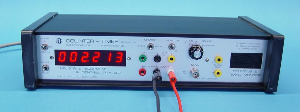 TIMER/COUNTER/GEIGER