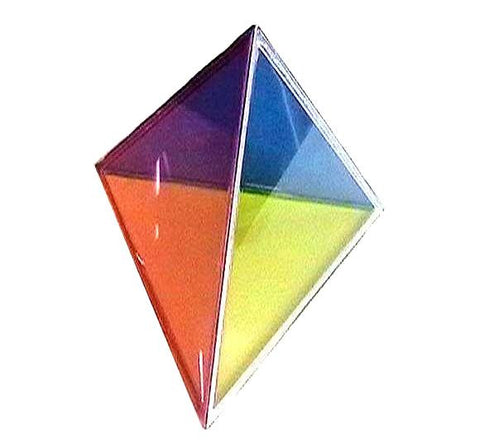 COLOUR PYRAMID FOR COLOUR MIX