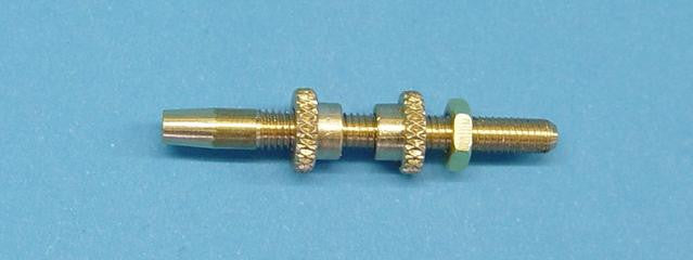 STUD BRASS WITH NUT FOR WCB