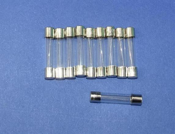 FUSE   1A 32x6mm PKT/10