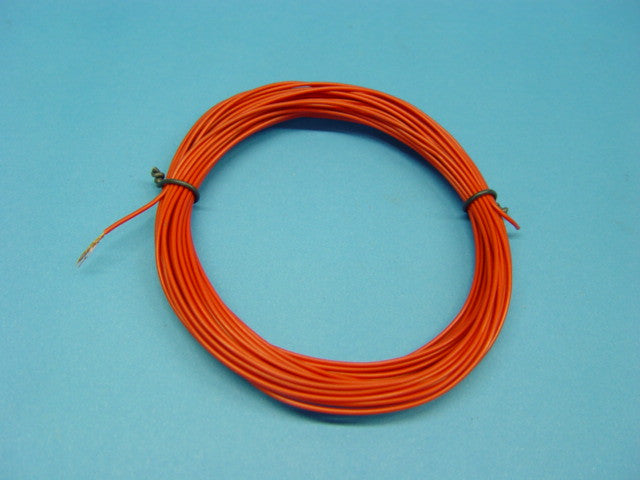 WIRE STRANDED 10m 2A RED
