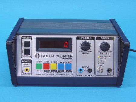 GEIGER COUNTER / RATEMETER