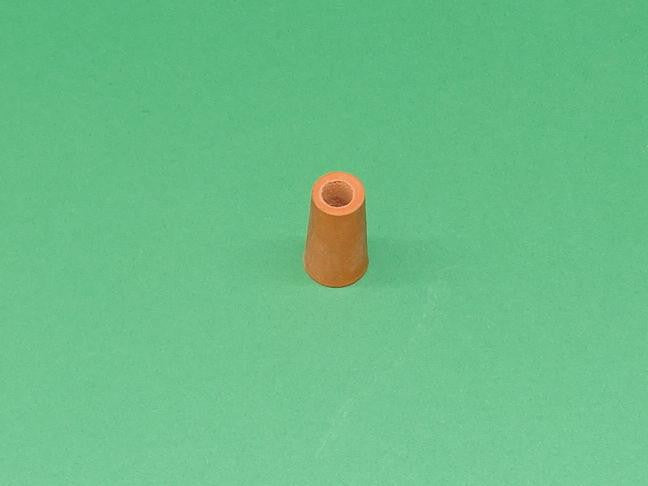 RUBBER STOP 11 1 HOLE (6mm)
