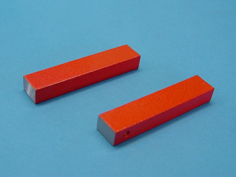 MAGNET BAR ALNICO 75mm PAIR