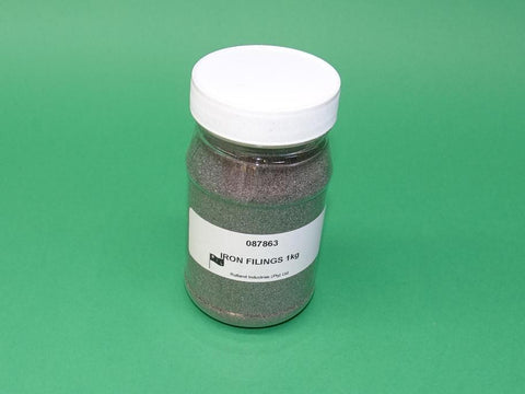 IRON FILINGS 1Kg