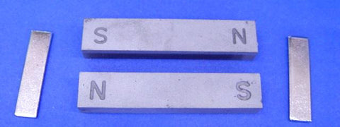 MAGNET BAR 75x15x10mm ALNICO