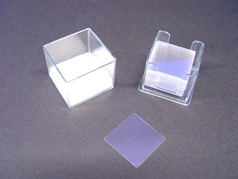 MICROSCOPE COVER SLIPS 22x22mm