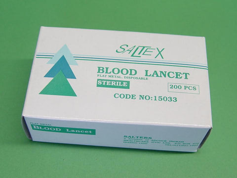 BLOOD LANCET BOX 200