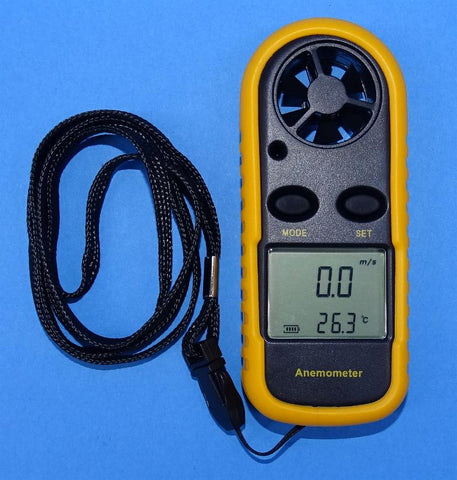 ANEMOMETER DIGITAL POCKET