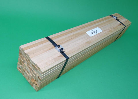 WOODPACK SQUARES 10x600mm  100