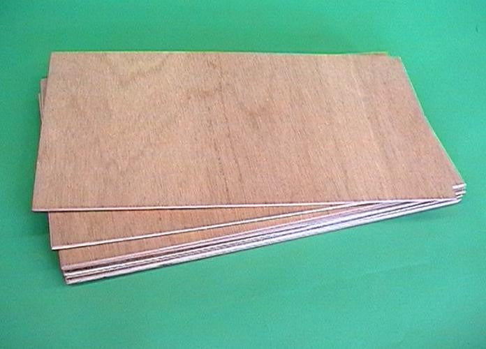 PLYWOOD SHEET 400x200 PKT10