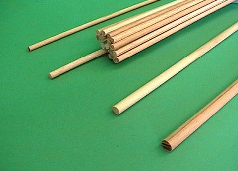 DOWELS  4x450mm PKT20