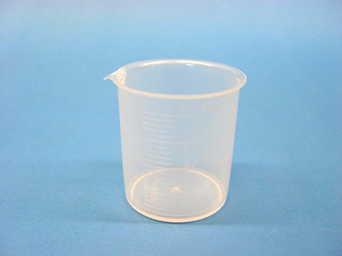 BEAKER PLASTIC  100ml