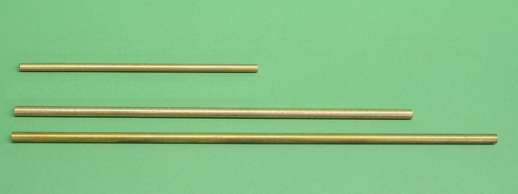 ROD BRASS  5 x 150mm