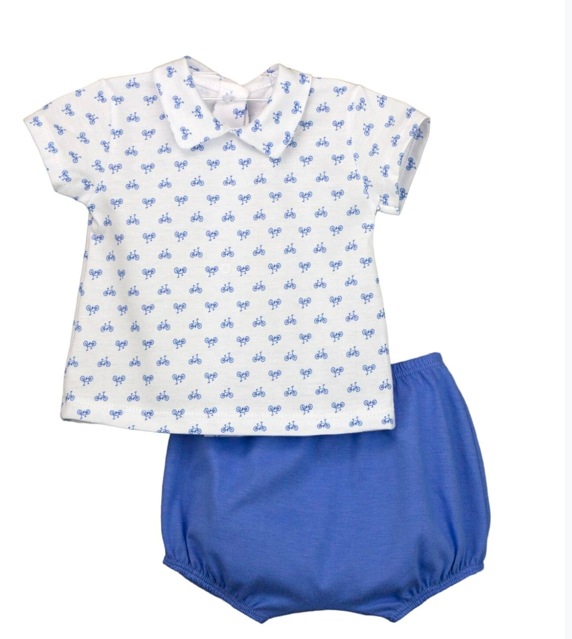 Rapife Baby Top & Shorts Set Bicycle print SALE