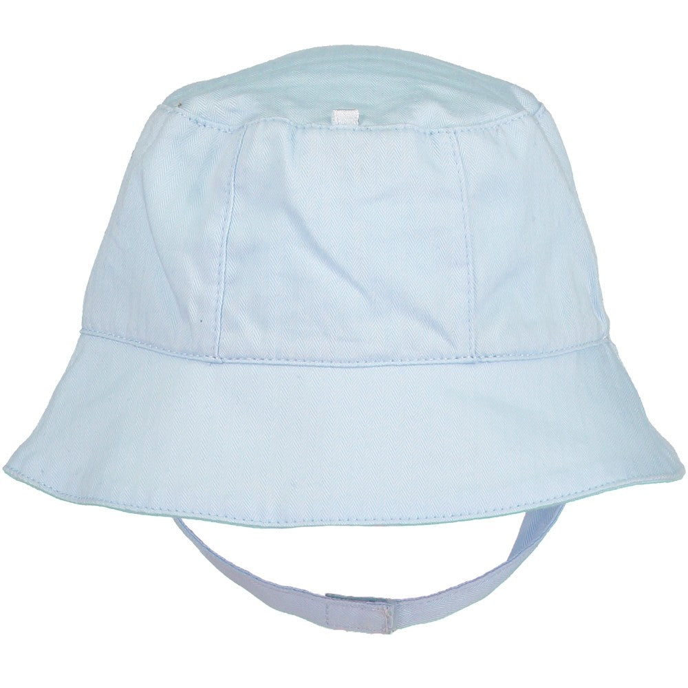 Emile et Rose Pale Blue Fisherman's Sun Hat
