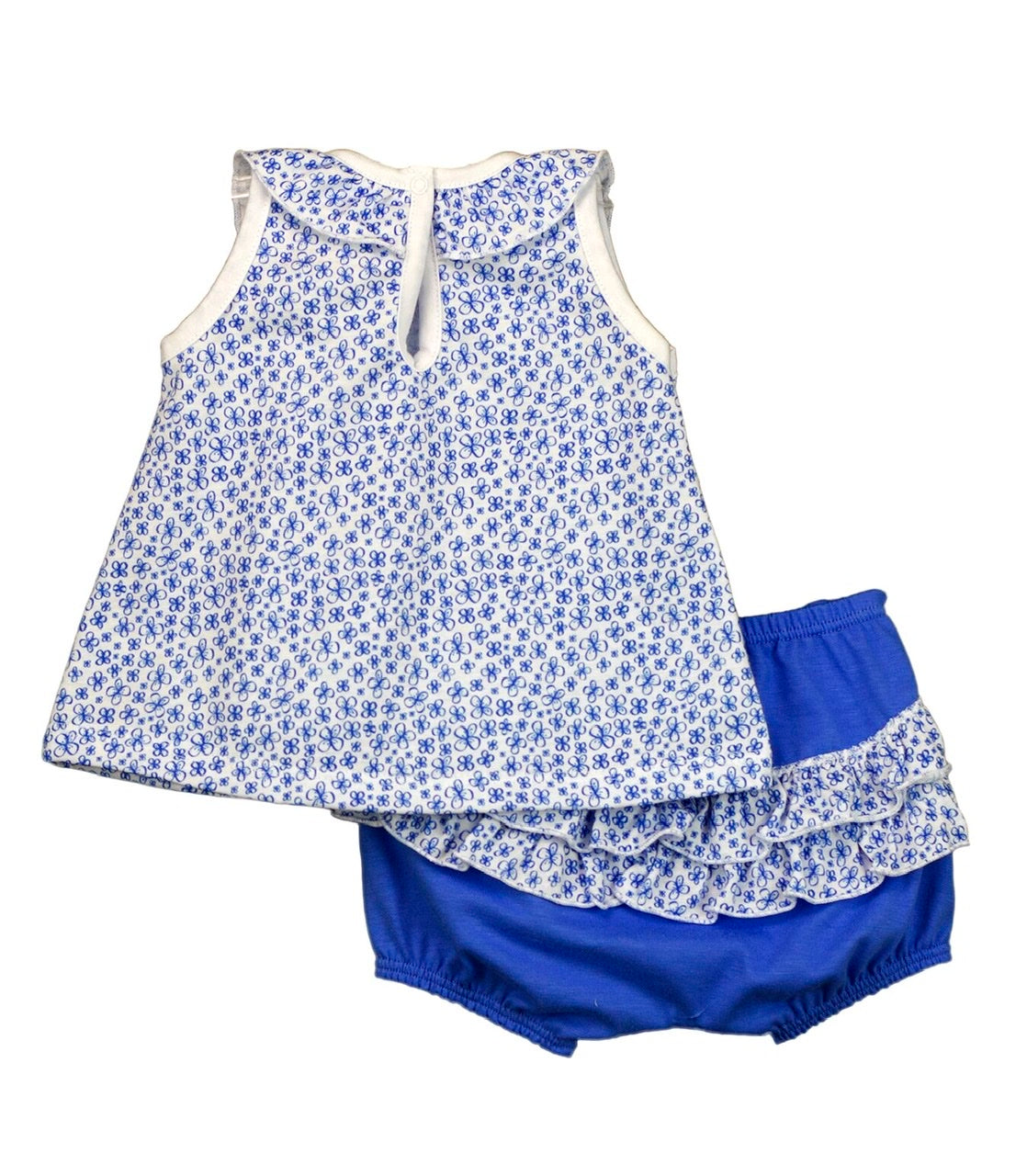 Rapife Baby Girls Ditsy Floral Top & Shorts Set SALE