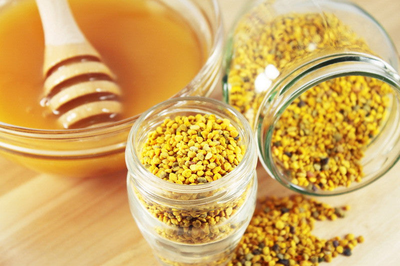 10 great reasons to add fresh bee pollen to your daily diet