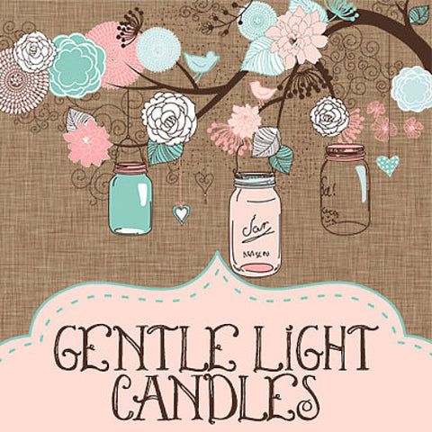 Gentle Light Candles