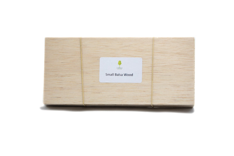 Balsa Wood - Small Bundle