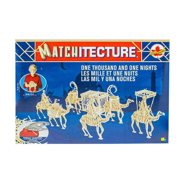 Matchstick Kit - 1001 Nights