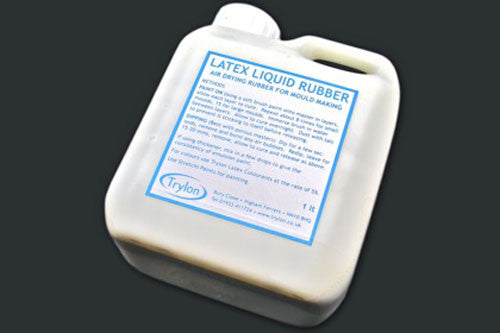 Latex for Mould Making - 1 Litre