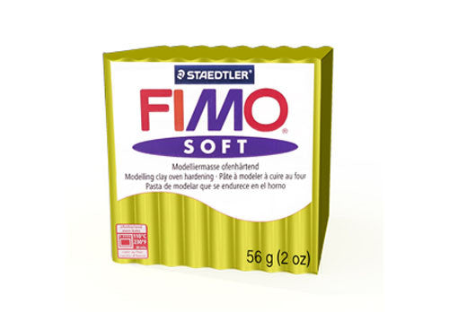 Fimo Soft Modelling Material - Standard Blocks & Various Colours