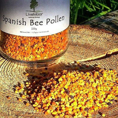 Premium Quality Bee Pollen - 2017 Harvest - Fresh From The Hive