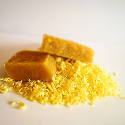 Locally Filtered (Yellow) Beeswax - Bulk - Perfect For Candle Making