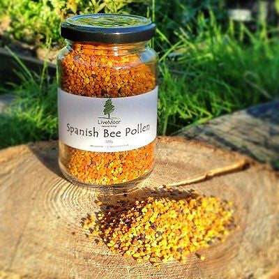 Spanish Bee Pollen - Premium Quality - 2020 Harvest - 220ml Βάζο
