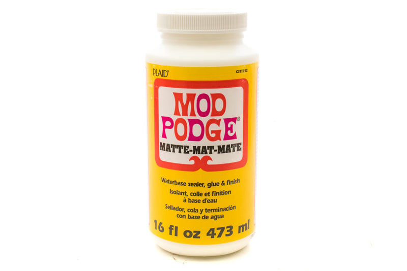 Plaid Mod Podge Matte - Various Sizes