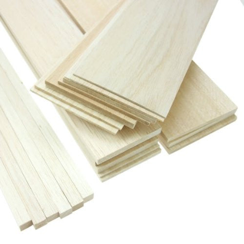 Balsa Wood - Giant Pack