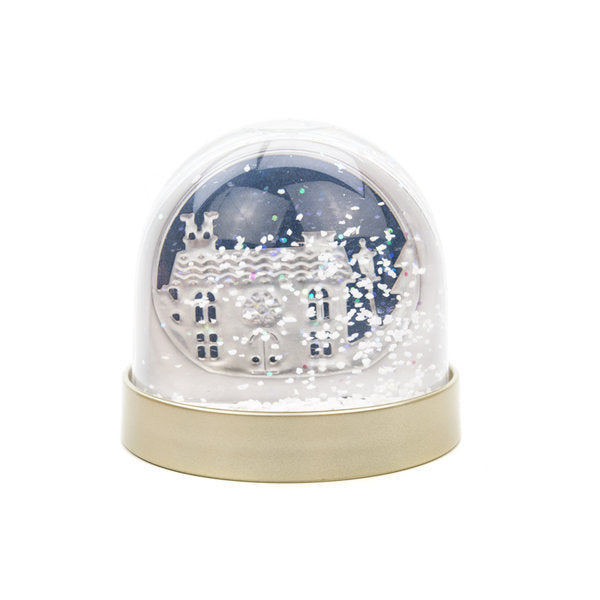 Snow Dome 62 x 70 mm - kan tilpasses