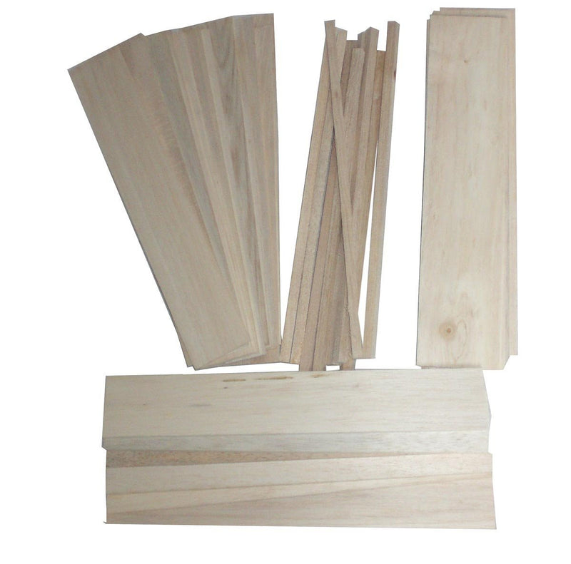 Balsa Wood - Large Bundle