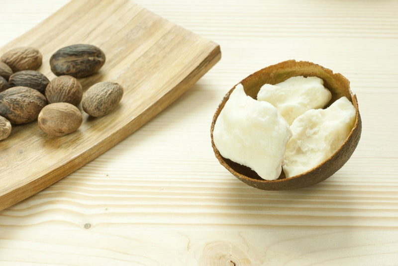 100% Pure LiveMoor Refined Shea Butter, Cosmetic Grade, Various Weights