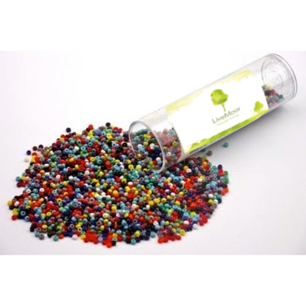 Bead Loom Beads - Various Colours - 35g Packs