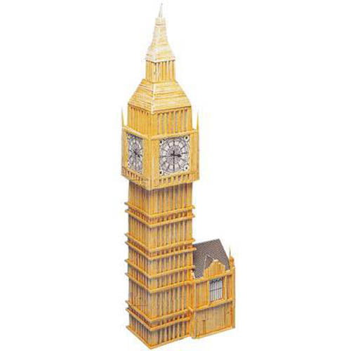 Matchstick Kit - Big Ben
