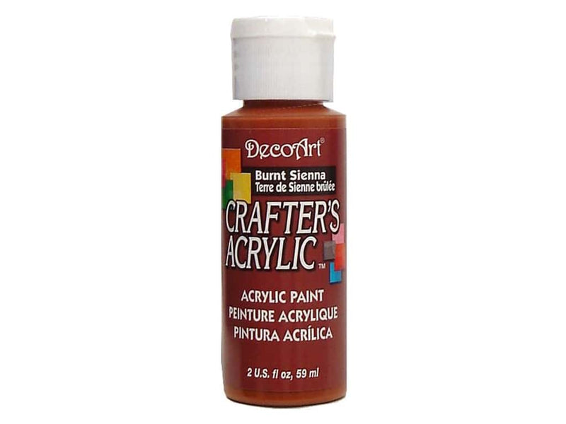DecoArt Crafters Acrylic Paint 2oz / 59ml Pots - All Colours