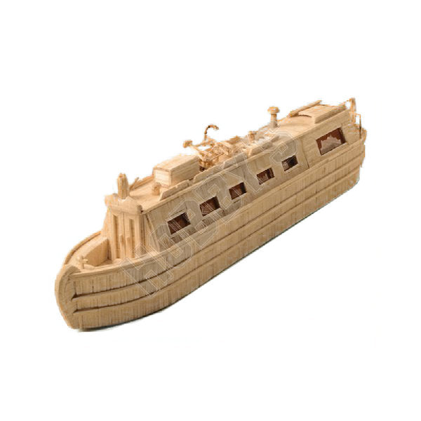 Matchstick Kit - Canal Boat