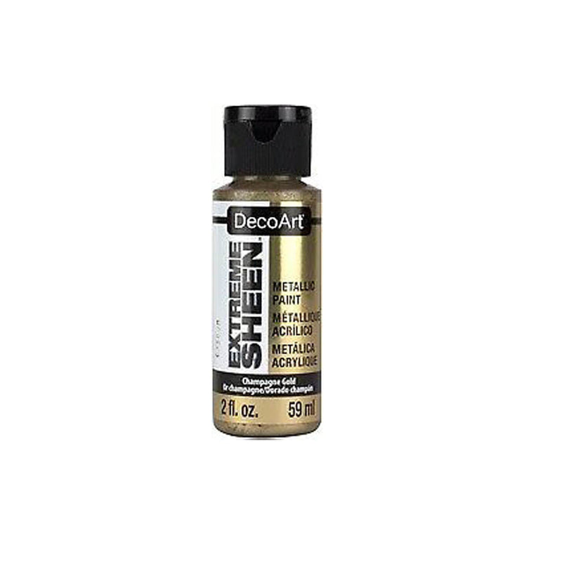 DecoArt Extreme Sheen Metallics - Acrylic Paint 59ml
