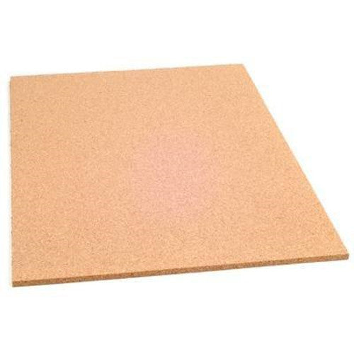 Cork Sheet 300 x 450mm x 3mm thick - Pack of 4