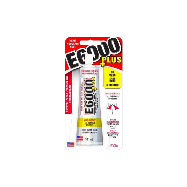E6000 PLUS Craft & Hobby Adhesive / Glue - 26.6ml