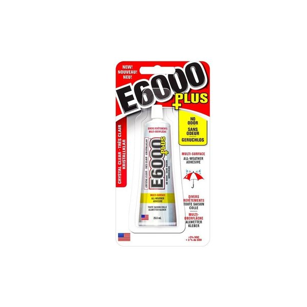 E6000 PLUS Craft & Hobby Adhesive / Glue - 56.1ml