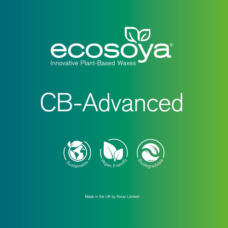 EcoSoya CB-Advanced - Soy Wax Pellets - Various Sizes