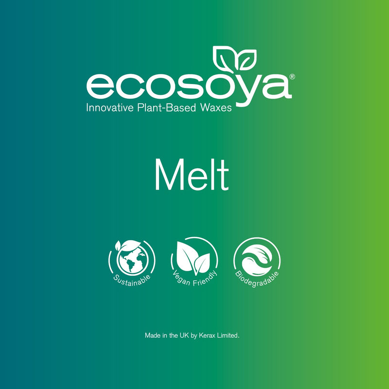 EcoSoya Melt - Soy Wax Pellets - Various Sizes