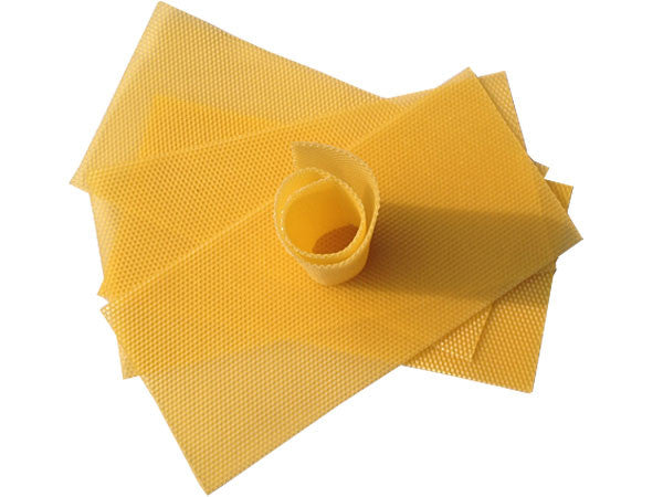 Beeswax Foundation sheets