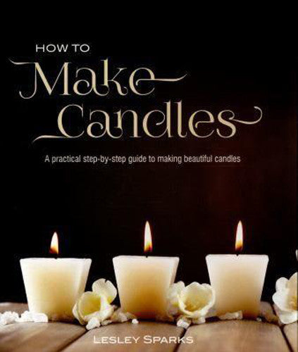 How To Make Candles - Book