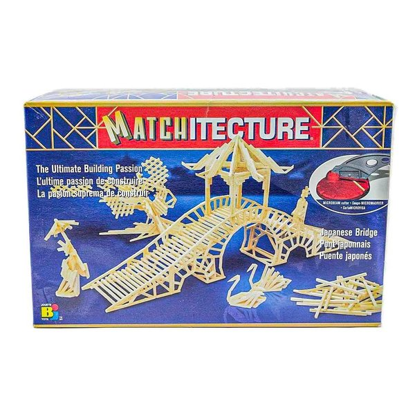Matchstick Kit - Japanese Bridge