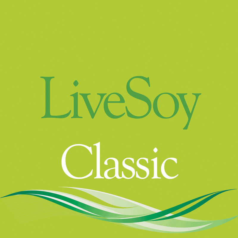 LiveSoy™ (Classic) - Quality Soy Wax Flakes - Various Sizes