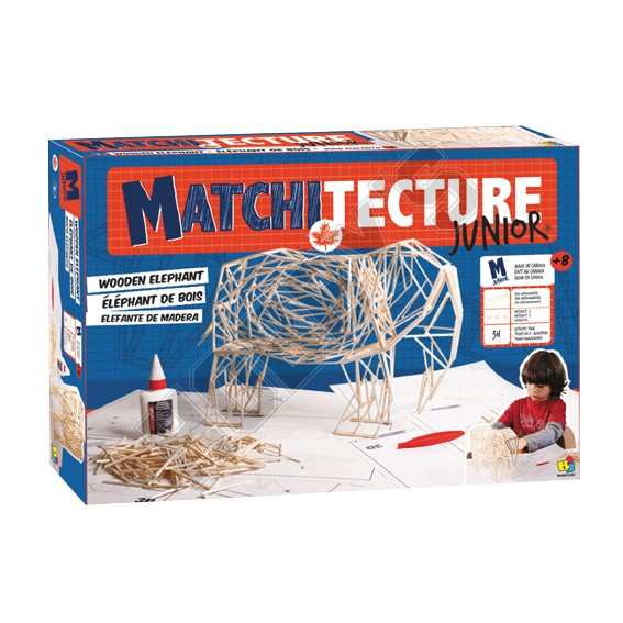 Junior Matchstick Kit - Mammoth
